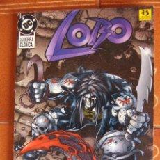 Cómics: LOBO GUERRA CLONICA EDICIONES ZINCO. Lote 44832097