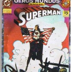 Cómics: SUPERMAN. OTROS MUNDOS. ANUAL. Nº 1. DC/ZINCO.(C/A24). Lote 44842170