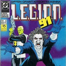 Cómics: LEGION 91 N. 3. Lote 44908152