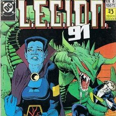 Cómics: LEGION 91 N.6 . Lote 44908213