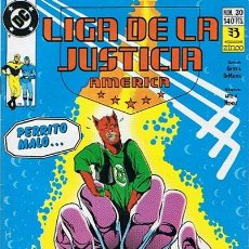 Cómics: LIGA DE LA JUSTICIA AMERICA N.30 . Lote 44908256
