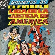 Cómics: EL FIN DE LA LIGA DE LA JUSTICIA DE AMERICA N.3 . Lote 44908305