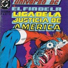 Cómics: EL FIN DE LA LIGA DE LA JUSTICIA DE AMERICA N.4 . Lote 44908328