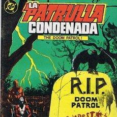 Cómics: LA PATRULLA CONDENADA N.5 . Lote 44908512