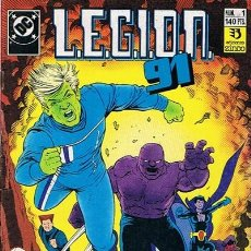 Cómics: LEGION 91 N.1 . Lote 44934068