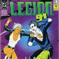 Cómics: LEGION 91 N. 8. Lote 44934132