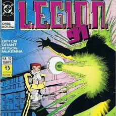 Cómics: LEGION 91 N.10. Lote 44934201