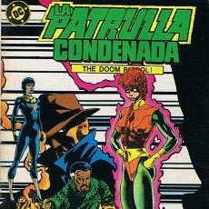 Cómics: LA PATRULLA CONDENADA N.4. Lote 44934918