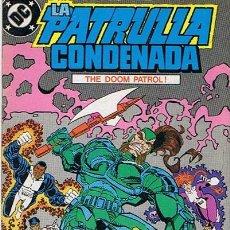 Cómics: LA PATRULLA CONDENADA N.14 . Lote 44934975