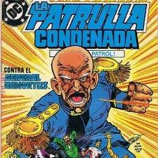 Cómics: LA PATRULLA CONDENADA N.16 . Lote 44935145