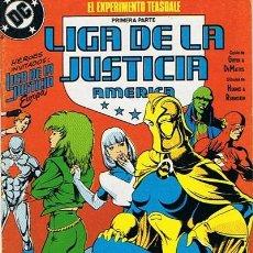 Cómics: LIGA DE LA JUSTICIA AMERICA N.25. Lote 44938505