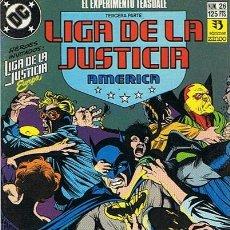 Cómics: LIGA DE LA JUSTICIA AMERICA N.26. Lote 44938543