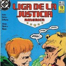 Cómics: LIGA DE LA JUSTICIA AMERICA N.27. Lote 44938579