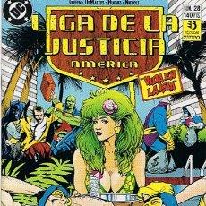 Cómics: LIGA DE LA JUSTICIA AMERICA N.28. Lote 44938613