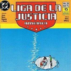 Cómics: LIGA DE LA JUSTICIA AMERICA N.29. Lote 44938651