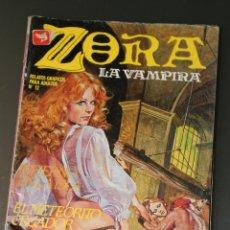 Cómics: ZORA LA VAMPIRA 12 ZINCO. Lote 151667680