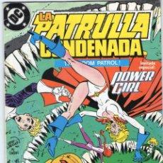 Cómics: LA PATRULLA CONDENADA - Nº 13 - DC COMICS - EDICIONES ZINCO - AÑOS 80.. Lote 45098166