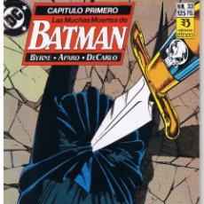 Cómics: BATMAN. Nº 33. ZINCO / DC. (RF.MA) C/4. Lote 45256707