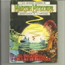 Cómics: MARTIN MYSTERE. Nº 9. ZINCO. (E-1). Lote 45338092