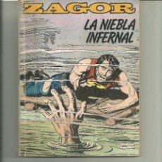 Cómics: ZAGOR. Nº 5. ZINCO. (E-1). Lote 45338121