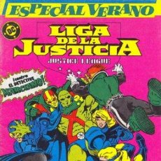 Cómics: LIGA DE LA JUSTICIA. ESPECIAL VERANO. Lote 45692421