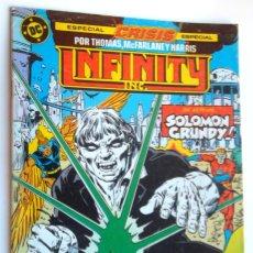 Cómics: INFINITY INC. ESPECIAL CRISIS NÚM. 20. EDICIONES ZINCO. Lote 45697848