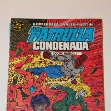 Cómics: LA PATRULLA CONDENADA 6 ZINCO. Lote 45806357