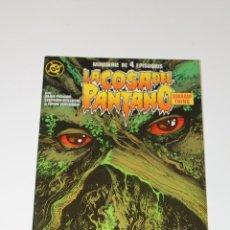 Comics: LA COSA DEL PANTANO 1 DE 4 VOLUMEN 3 ZINCO. Lote 45806370