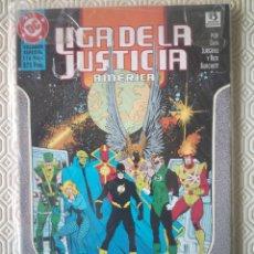 Comics - LIGA DE LA JUSTICIA DE AMERICA: LA MANO DEL DESTINO de Dan Jurgens, Rick Burchett - 45905869
