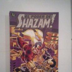 Cómics: SHAZAM - EL PODER DE SHAZAM - EDICONES ZINCO - PRESTIGIO - BUEN ESTDO CJ 2. Lote 45988477