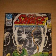 Cómics: DOC SAVAGE RETAPADO CON LA MINISERIE COMPLETA.. Lote 46011485