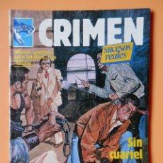 Cómics: CRIMEN. RELATOS GRÁFICOS PARA ADULTOS. Nº 38 - DIVERSOS AUTORES. Lote 46031815