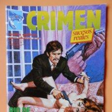 Cómics: CRIMEN. RELATOS GRÁFICOS PARA ADULTOS. Nº 55 - DIVERSOS AUTORES. Lote 46031886