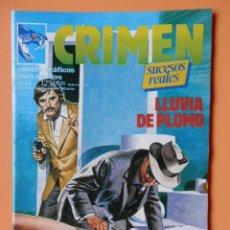 Cómics: CRIMEN. RELATOS GRÁFICOS PARA ADULTOS. Nº 59 - DIVERSOS AUTORES. Lote 46031908