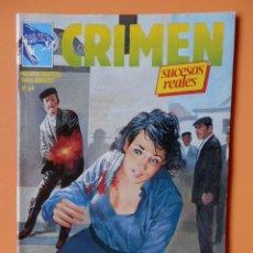 Cómics: CRIMEN. RELATOS GRÁFICOS PARA ADULTOS. Nº 64 - DIVERSOS AUTORES. Lote 46031928