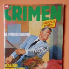 Cómics: CRIMEN. RELATOS GRÁFICOS PARA ADULTOS. Nº 67 - DIVERSOS AUTORES. Lote 46031948