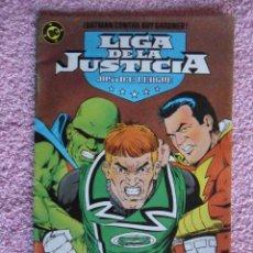 Cómics: LIGA DE LA JUSTICIA 5 EDICIONES ZINCO 1988 BATMAN. Lote 46101227