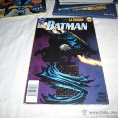 Cómics: LA CRUZADA BATMAN Nº 2.MOENCH-MANLEY-RUBINSTEIN.EDICIONES ZINCO 1995. Lote 46255584