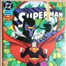 Cómics: SUPERMAN ,OPERACION DRAGON-Nº27-1995-. Lote 21155060