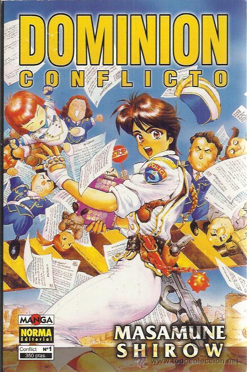 DOMINION CONFLICTO ( NORMA ) 1995 COMPLETA (Tebeos y Comics - Zinco - Prestiges y Tomos)