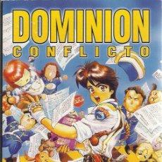 Cómics: DOMINION CONFLICTO ( NORMA ) 1995 COMPLETA. Lote 46348898