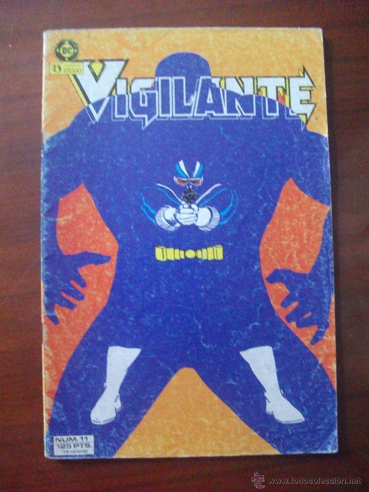 VIGILANTE Nº 11 EDICIONES ZINCO (Tebeos y Comics - Zinco - Otros)