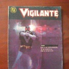 Cómics: VIGILANTE Nº 22 EDICIONES ZINCO. Lote 46376863