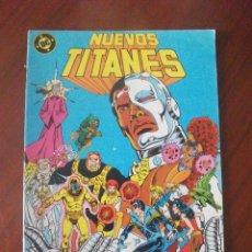 Comics: NUEVOS TITANES Nº 47 EDICIONES ZINCO. Lote 46377567