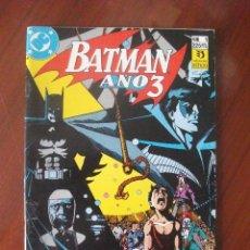 Comics: BATMAN AÑO 3 Nº 1 EDICIONES ZINCO. Lote 46379346