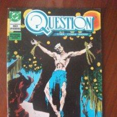 Cómics: QUESTION Nº 9 EDICIONES ZINCO. Lote 46379839
