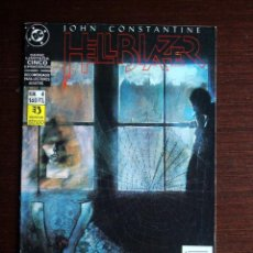 Cómics: HELLBLAZER Nº 4 (DE 5) - JOHN CONSTANTINE HELLBLAZER - ZINCO (DC). Lote 46482315