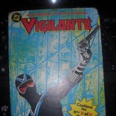 Cómics: VIGILANTE ,RETAPADO 5 NUMEROS :16,17,18,19,20.. Lote 46701207