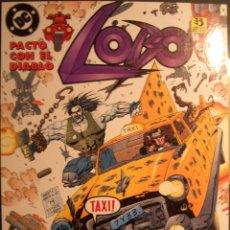 Comics : LOBO. PACTO CON EL DIABLO DC/ZINCO. Lote 233471355