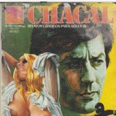 Cómics: COMIC ADULTOS -CHACAL Nº 51 ED. ZINCO 1983. Lote 46762275